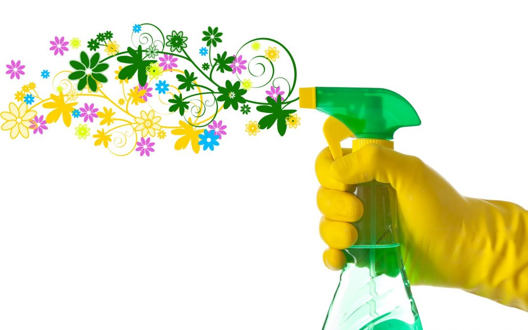 Are you ready for your Spring Clean?