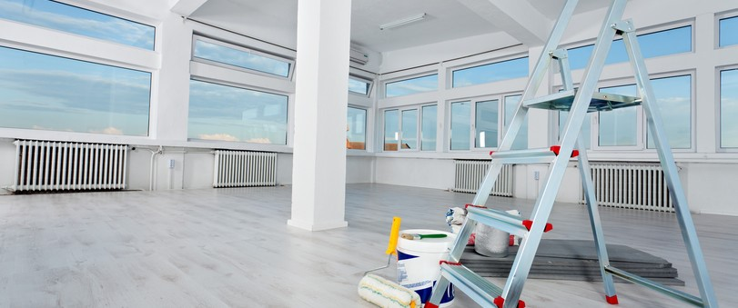 After-builders cleanup ensures a pristine environment of your space